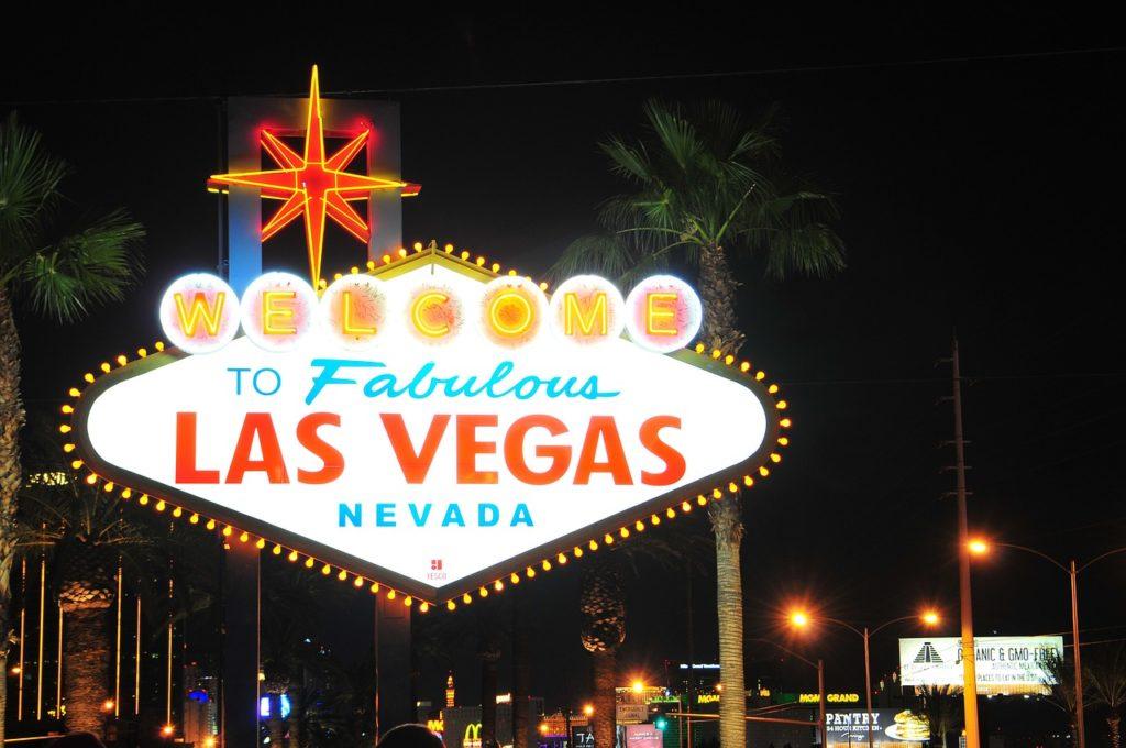 Las Vegas bilboard