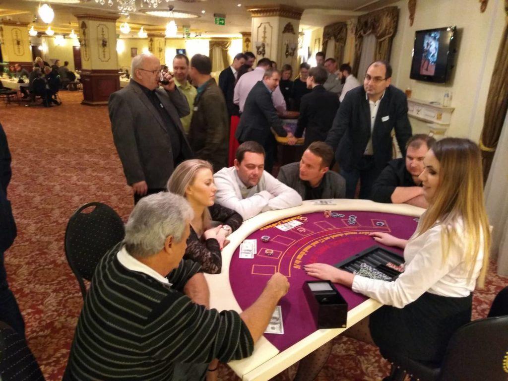 mobilní casino Black Jack